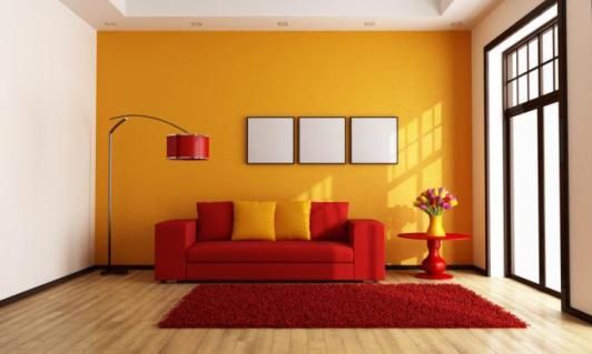 colors for small apartment