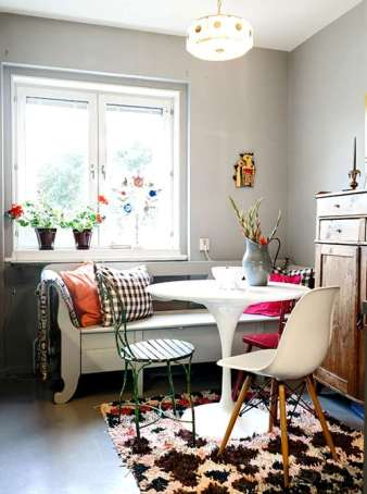 decorate dining trend