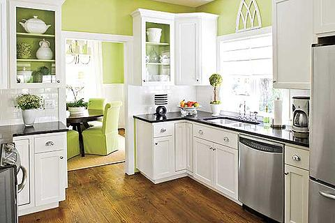 decorating kitchen