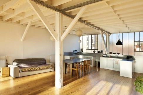 decorating loft
