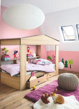 develop child room