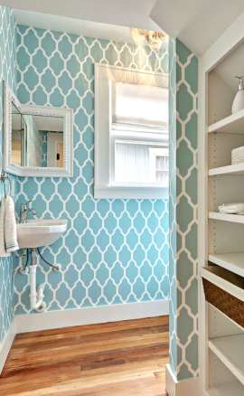 ideas for decorating bathroom
