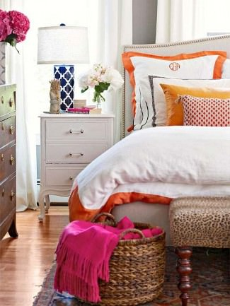 organize bedroom