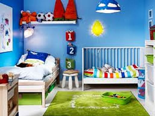 decorating childs room