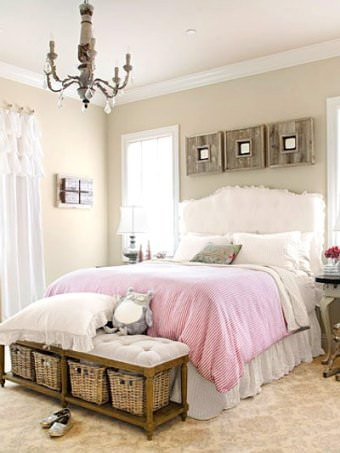 save space in bedroom