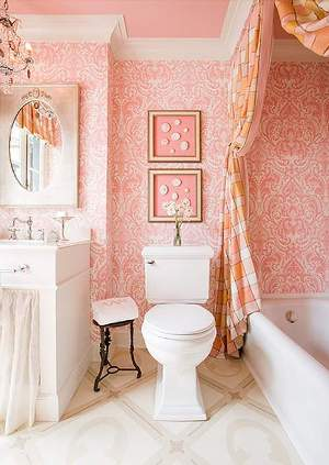 bathroom decoration