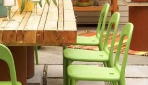furniture on patios