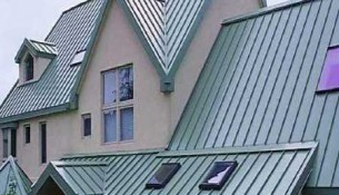 sheet metal roofs