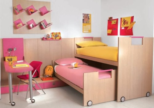Youth and children bedroom decoration, Ideas and furniture ...