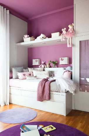 paint girl room
