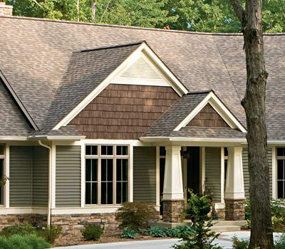 5 types of siding for your home creative home for Types of exterior siding