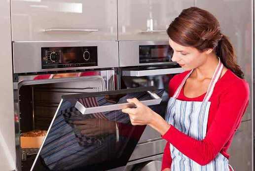 oven maintenance
