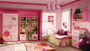 child room diy storage