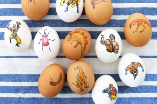 eggshells decoration