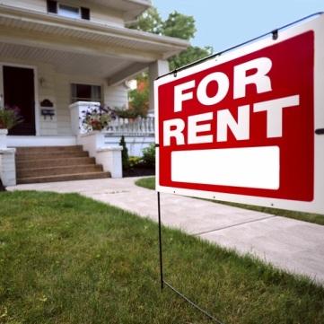 renting a flat