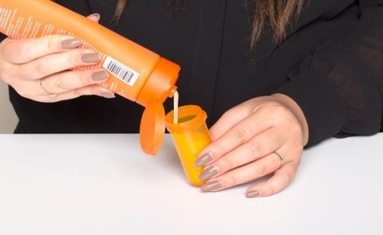 repurposing pill bottles