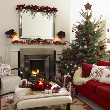 decorate at christmas