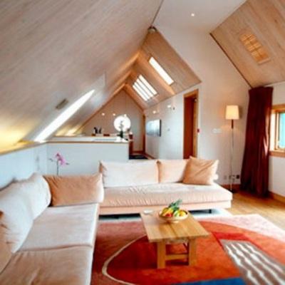 decorating loft
