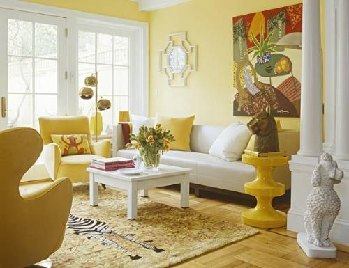 colors to combine in living-room