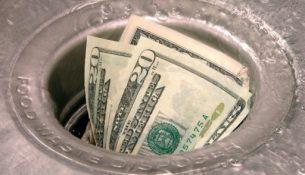 homeowners waste money