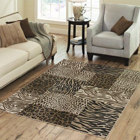 animal skin rugs