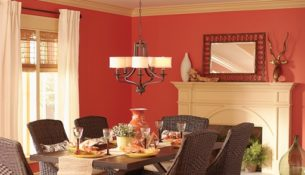 5 Recommended Colors To Paint The Walls Of The Dining Room