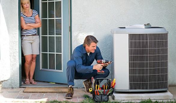 Home & HVAC System