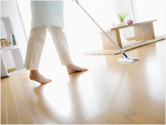 hardwood flooring care