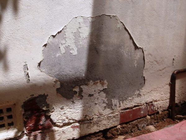 repair dampness