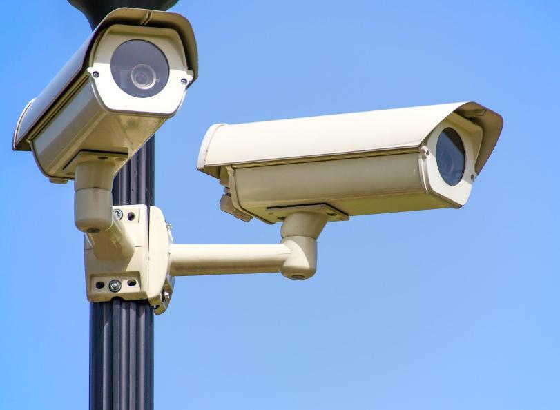 Security or Hidden Camera