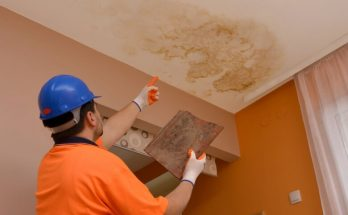Roof leakages