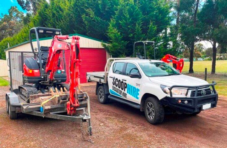 versatility of mini excavators